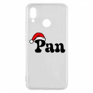 Etui na Huawei P20 Lite Pan
