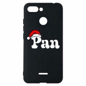 Etui na Xiaomi Redmi 6 Pan