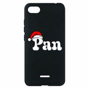 Etui na Xiaomi Redmi 6A Pan