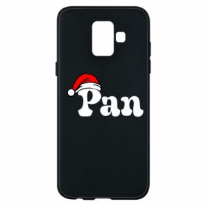 Etui na Samsung A6 2018 Pan