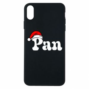 Etui na iPhone Xs Max Pan