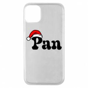 Etui na iPhone 11 Pro Pan
