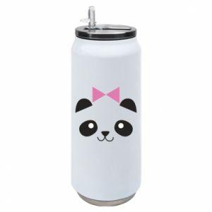 Puszka termiczna Panda girl