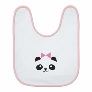 Bib Panda girl - PrintSalon