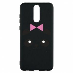 Phone case for Huawei Mate 10 Lite Panda girl - PrintSalon