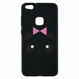 Phone case for Huawei P10 Lite Panda girl - PrintSalon