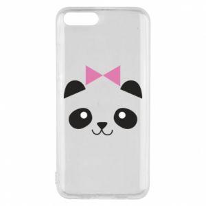 Phone case for Xiaomi Mi6 Panda girl - PrintSalon