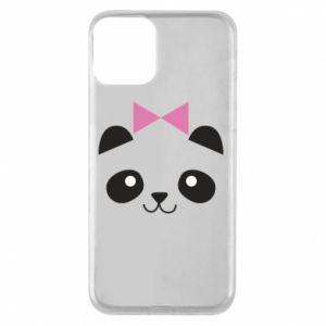 Etui na iPhone 11 Panda girl