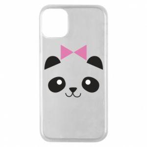 Etui na iPhone 11 Pro Panda girl