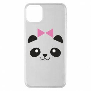 Etui na iPhone 11 Pro Max Panda girl