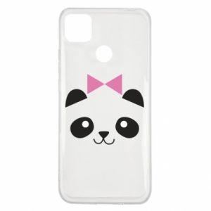 Etui na Xiaomi Redmi 9c Panda girl