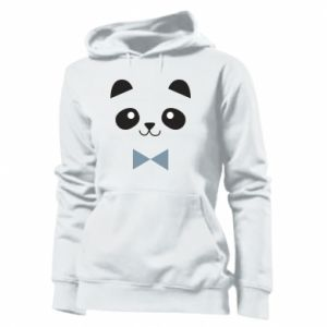 Women's hoodies Panda guy - PrintSalon
