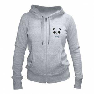 Damska bluza na zamek Panda guy