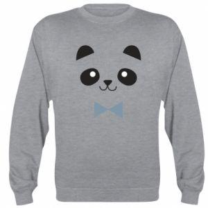 Sweatshirt Panda guy - PrintSalon