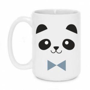 Mug 450ml Panda guy - PrintSalon