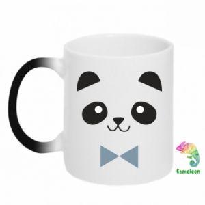 Kubek-kameleon Panda guy