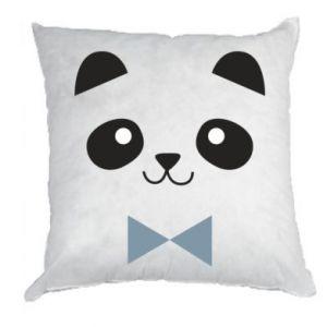 Pillow Panda guy - PrintSalon