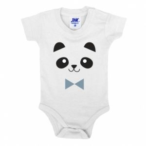 Baby bodysuit Panda guy - PrintSalon