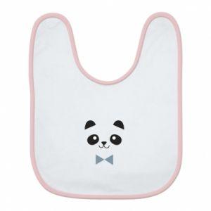 Bib Panda guy - PrintSalon