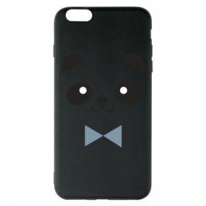 Phone case for iPhone 6 Plus/6S Plus Panda guy - PrintSalon