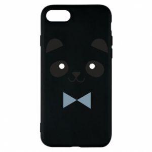 Phone case for iPhone 7 Panda guy - PrintSalon