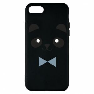 Phone case for iPhone 8 Panda guy - PrintSalon