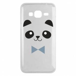 Etui na Samsung J3 2016 Panda guy