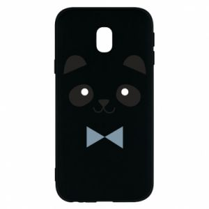 Phone case for Samsung J3 2017 Panda guy - PrintSalon