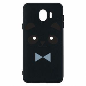 Phone case for Samsung J4 Panda guy - PrintSalon