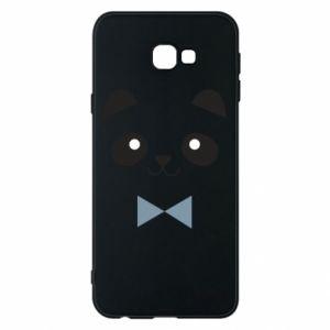 Phone case for Samsung J4 Plus 2018 Panda guy - PrintSalon
