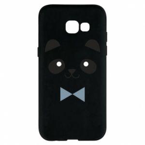 Phone case for Samsung A5 2017 Panda guy - PrintSalon