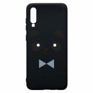 Phone case for Samsung A70 Panda guy - PrintSalon