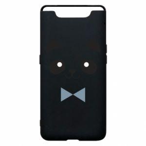 Phone case for Samsung A80 Panda guy - PrintSalon