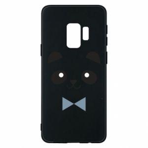 Phone case for Samsung S9 Panda guy - PrintSalon