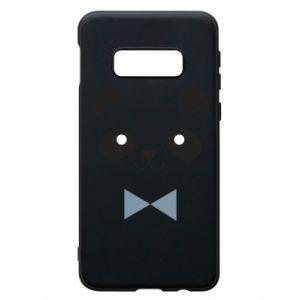Phone case for Samsung S10e Panda guy - PrintSalon