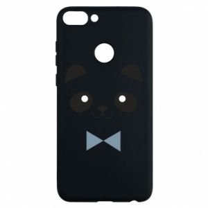 Phone case for Huawei P Smart Panda guy - PrintSalon