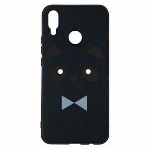 Phone case for Huawei P Smart Plus Panda guy - PrintSalon