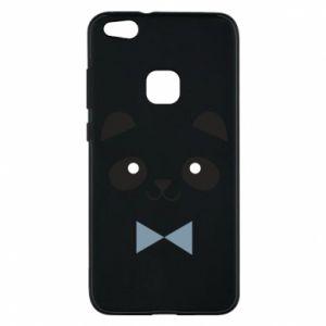 Phone case for Huawei P10 Lite Panda guy - PrintSalon