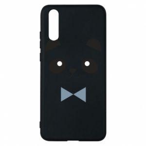 Phone case for Huawei P20 Panda guy - PrintSalon