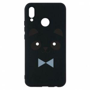 Phone case for Huawei P20 Lite Panda guy - PrintSalon