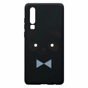 Phone case for Huawei P30 Panda guy - PrintSalon