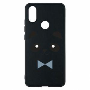 Phone case for Xiaomi Mi A2 Panda guy - PrintSalon