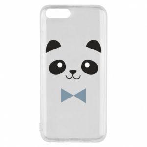 Phone case for Xiaomi Mi6 Panda guy - PrintSalon