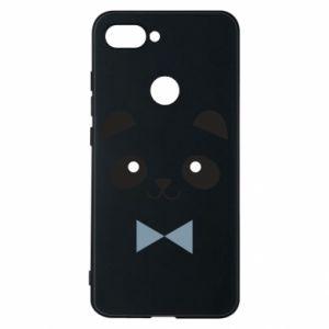Phone case for Xiaomi Mi8 Lite Panda guy - PrintSalon