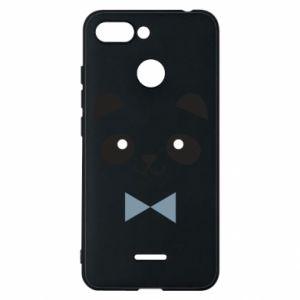 Phone case for Xiaomi Redmi 6 Panda guy - PrintSalon