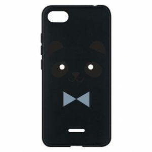 Phone case for Xiaomi Redmi 6A Panda guy - PrintSalon