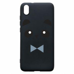 Phone case for Xiaomi Redmi 7A Panda guy - PrintSalon
