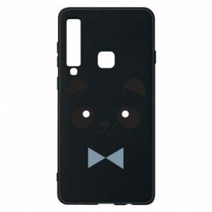 Phone case for Samsung A9 2018 Panda guy - PrintSalon