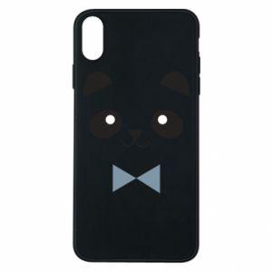 Etui na iPhone Xs Max Panda guy