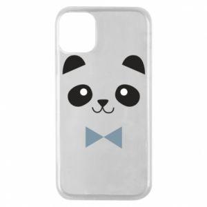 Etui na iPhone 11 Pro Panda guy